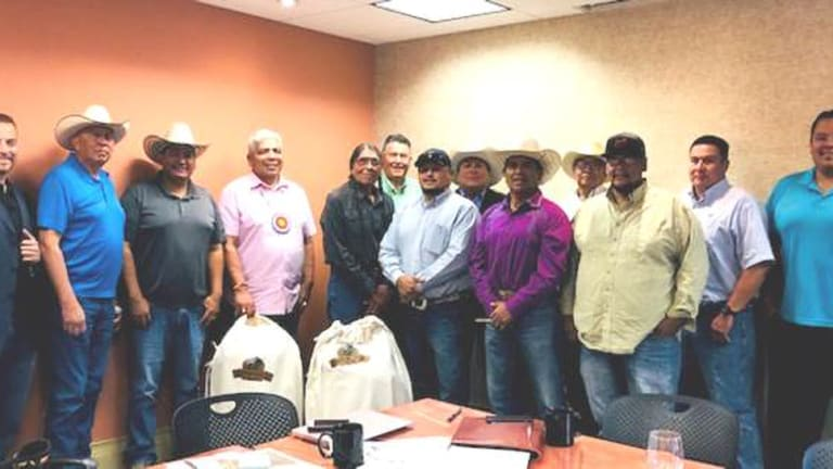Shoshone-Bannock meetings with Crow Tribe continue on treaty rights