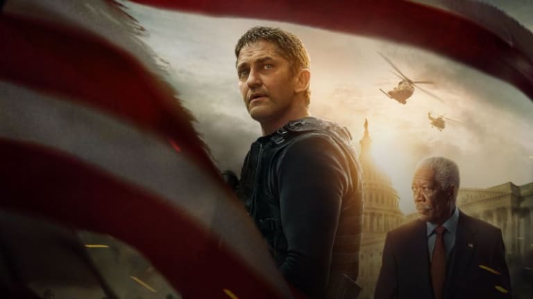 'Angel Has Fallen' is an awesome action-packed film - and Nick Nolte steals the show