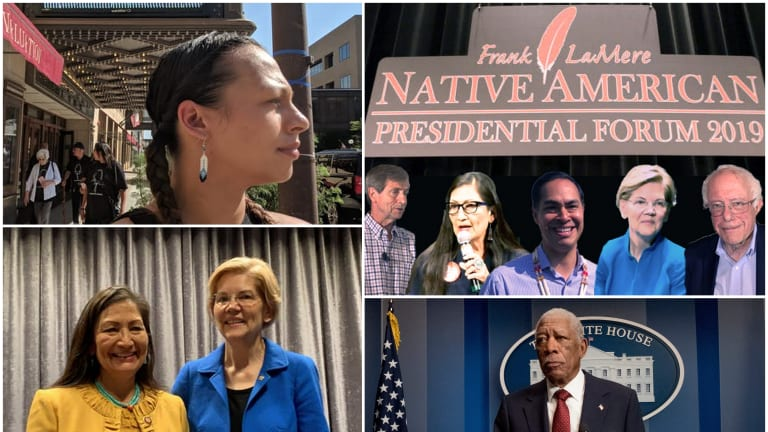 Top 10 Stories: What Indian Country read this past week as of August 24, 2019