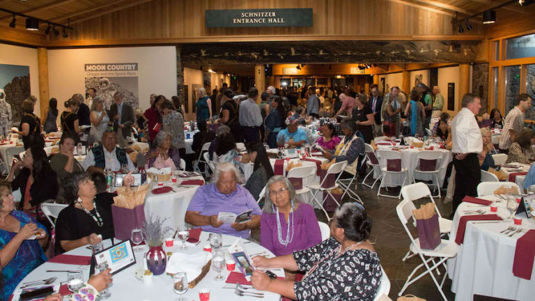 The Museum At Warm Springs hosts Huckleberry Harvest Celebration and Honor Dinner at High Desert Museum