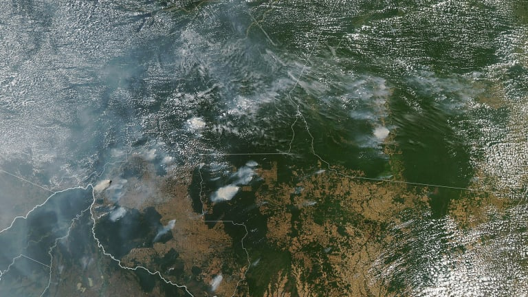Amazon fires are destructive, but they aren't depleting Earth's oxygen supply