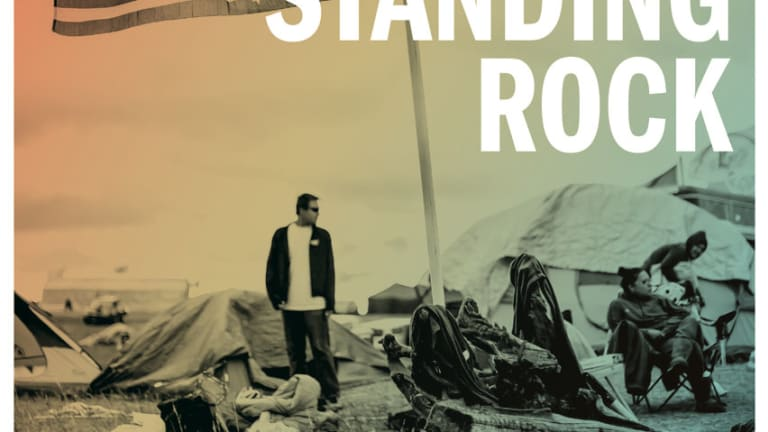 New book on #NoDAPL and Standing Rock: Capturing a moment in the long resistance