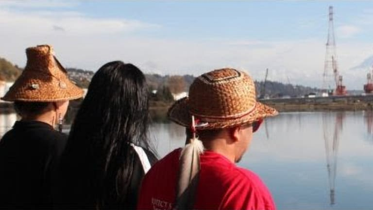 Stand with the Puyallup Tribe: Demand the Puget Sound Clean Air Agency deny to permit for the Tacoma LNG Project