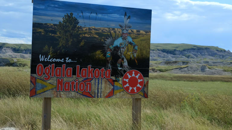 Oglala Sioux Tribe considers passing hate crime law