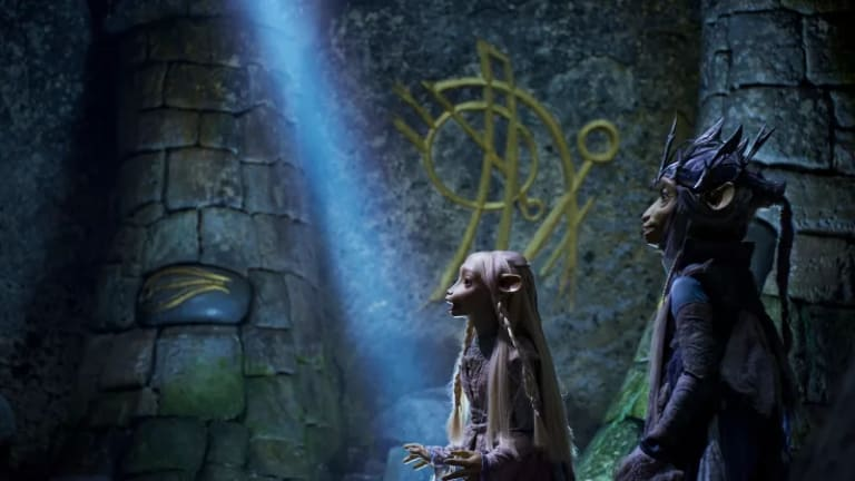 'The Dark Crystal: Age of Resistance' An enchanting journey following seven clans of Gelfling