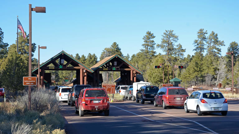 Heartless? Investigation finds keeping national parks open violated the law