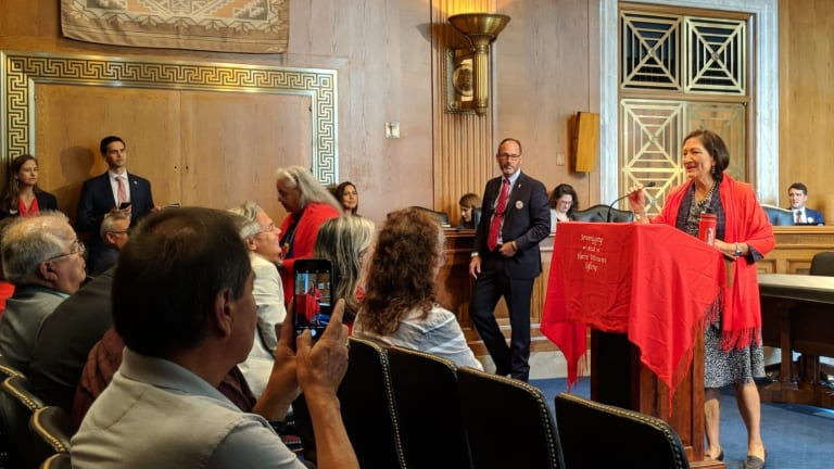 Nations to Nation: Tribal leaders on Capitol Hill