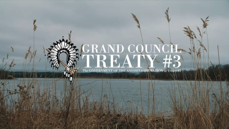 Grand Council Treaty #3 launches federal election vote campaign