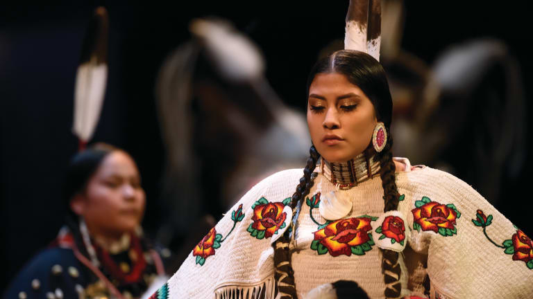 Native American partnerships grow at the University of Wyoming