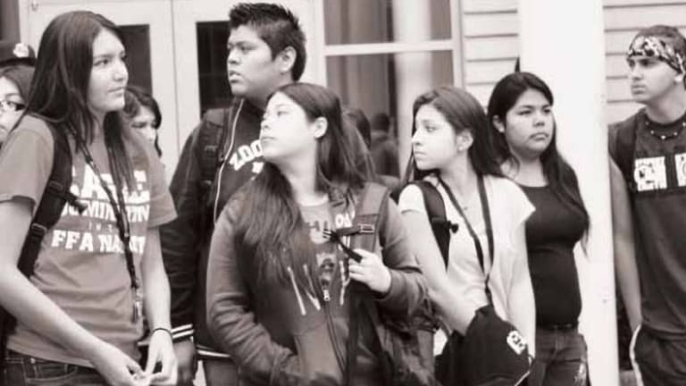 New report exposes extreme school suspension rates for Native youth in California schools