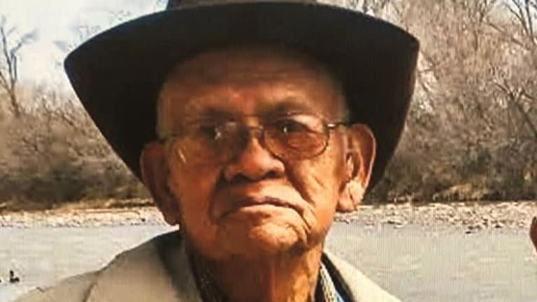 Navajo Nation President Nez offers support for the family of missing 94-year-old Dennis Hardy, Sr.