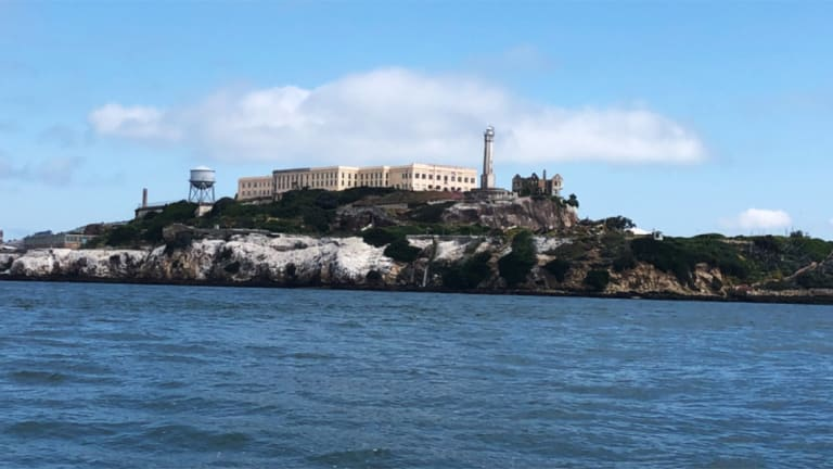 Alcatraz Canoe Journey honors 50th anniversary of Alcatraz Occupation with plans to post tribal colors for all supporters