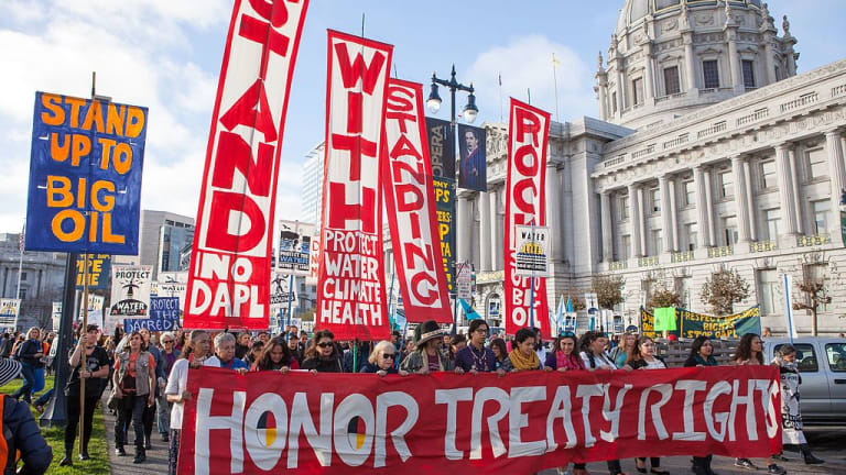 How Indigenous communities are working to protect the climate