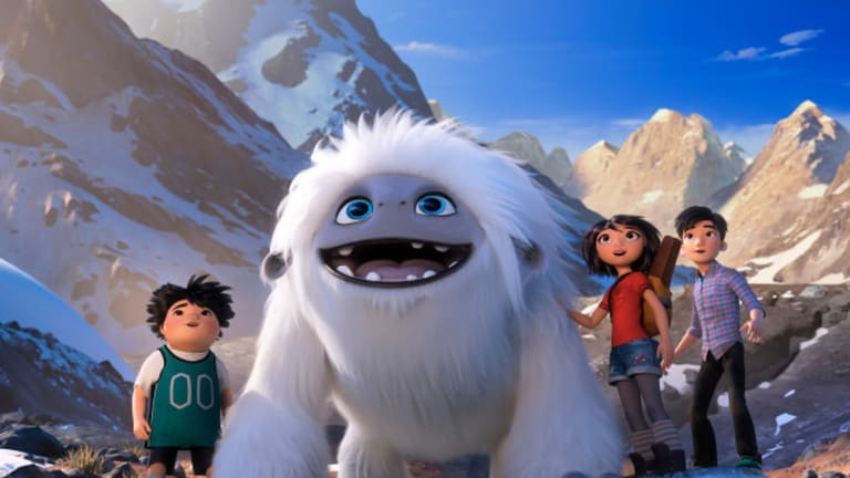 'Abominable' magically dazzles with charm, beauty and a whole lot of family fun