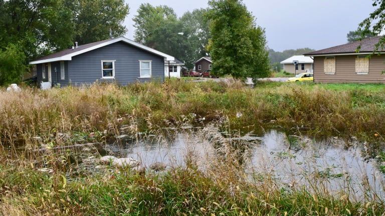 Yankton Sioux: 'Our community is literally drowning'