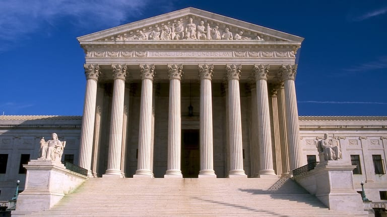 Supreme Court holds 1st arguments by phone