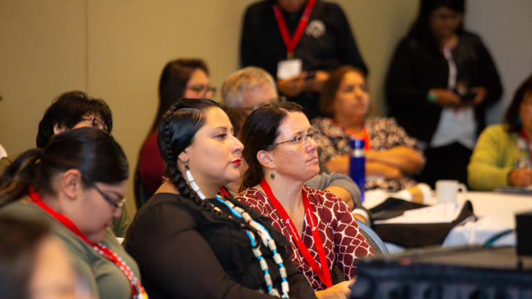 The power of asset-based thinking for Native students