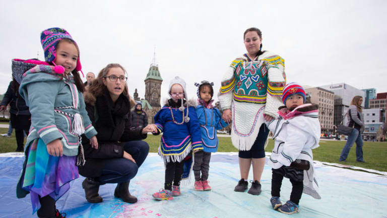 Teaching truth and reconciliation in Canada: The perfect place to begin is right where a teacher stands