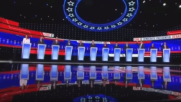 Presidential 'debates' aren't debates at all – they're joint press conferences