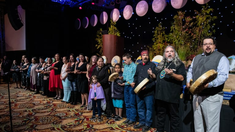 Snoqualmie Indian Tribe celebrates Snoqualmie Rights Day