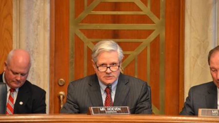 Indian Affairs Committee Chairman Hoeven Convenes Hearing on Homeownership in Indian Country