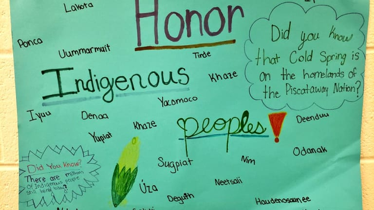 'I will not lie to my students.' Teacher's real history of Columbus tweets go viral