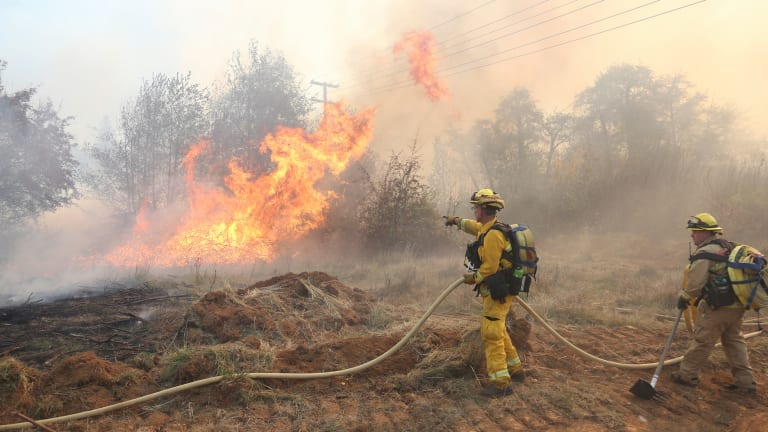 California tribes impacted by wildfires