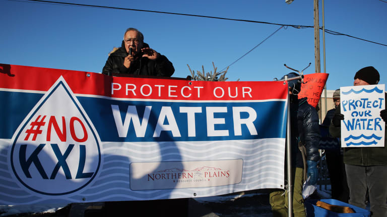 Speakers gather from across West to voice concerns over KXL threats to water, climate, and land rights