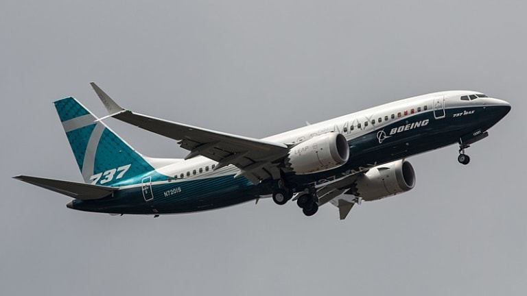 Boeing employee raised concern about design of 737 Max system
