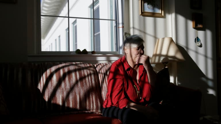 Disabled California seniors in complex left behind in outage