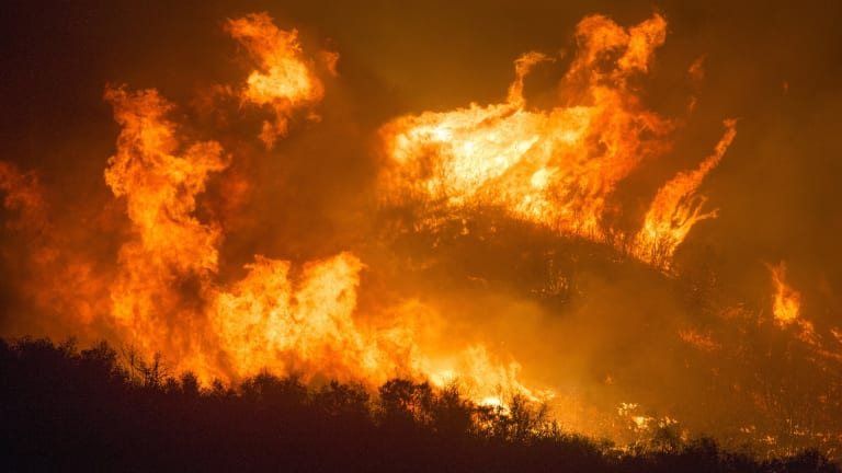 Why it takes months to subdue some wildfires