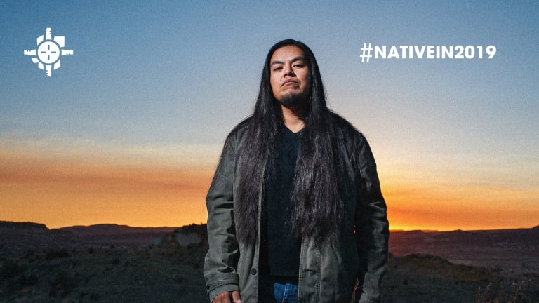 Loren Anthony: actor, musician, youth advocate helping elders through 'Chizh for Cheii'