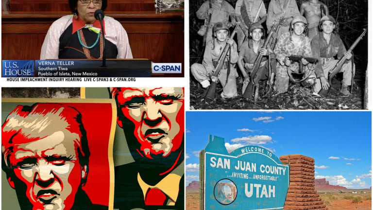 Top 10 Stories: What Indian Country read this past week as of November 16, 2019