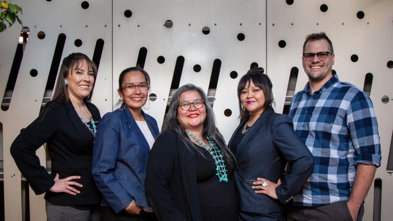 Indigenous-woman led think tank expands staff