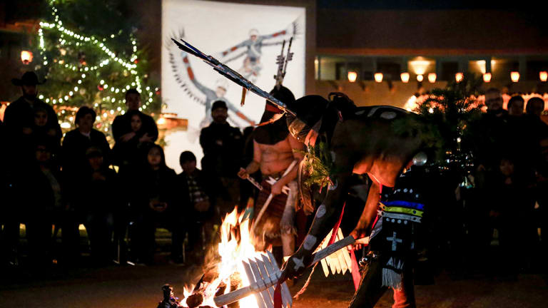 Indian Pueblo Cultural Center to celebrate the holiday season with 5th Annual Pueblo Shop & Stroll