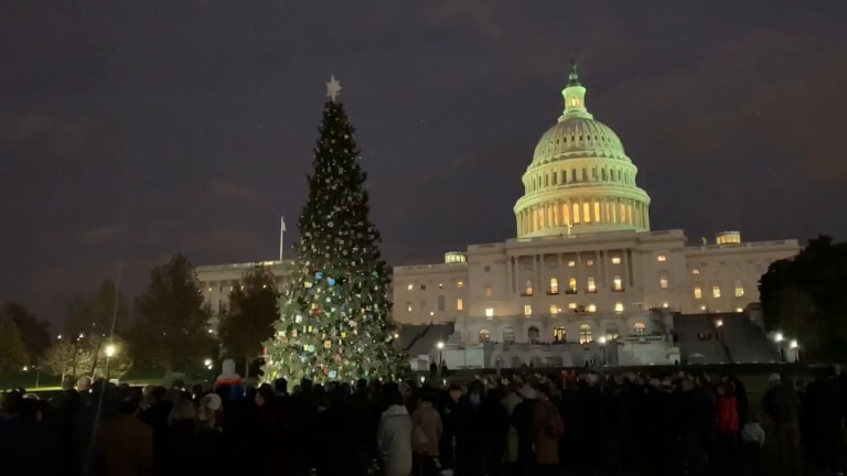 A holiday vote on impeachment?