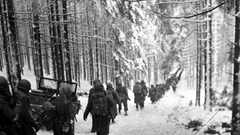 'Nuts!' Battle of the Bulge remembered 75 years later