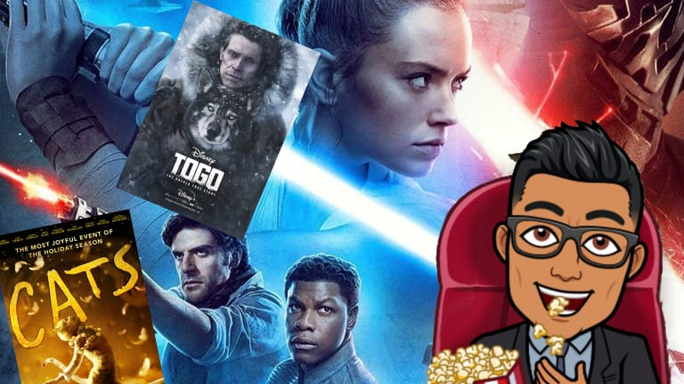 #NativeNerd movie reviews: 'CATS,' 'Togo' and 'The Rise of Skywalker'