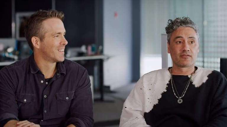 Taika Waititi and Ryan Reynolds together again? in 'Free Guy'