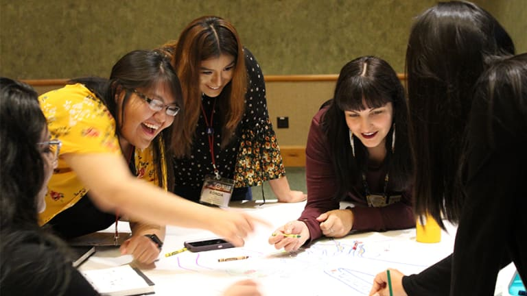 2020 American Indian Science and Engineering Society Leadership Summit