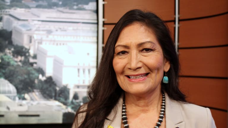 Indigenizing Congress: Rep. Deb Haaland talks with Indian Country Today