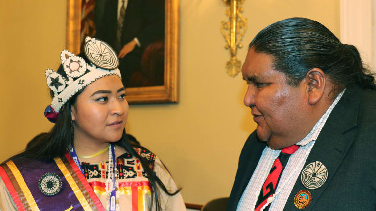 Officials testify on climate change's outsized effect on Indian Country