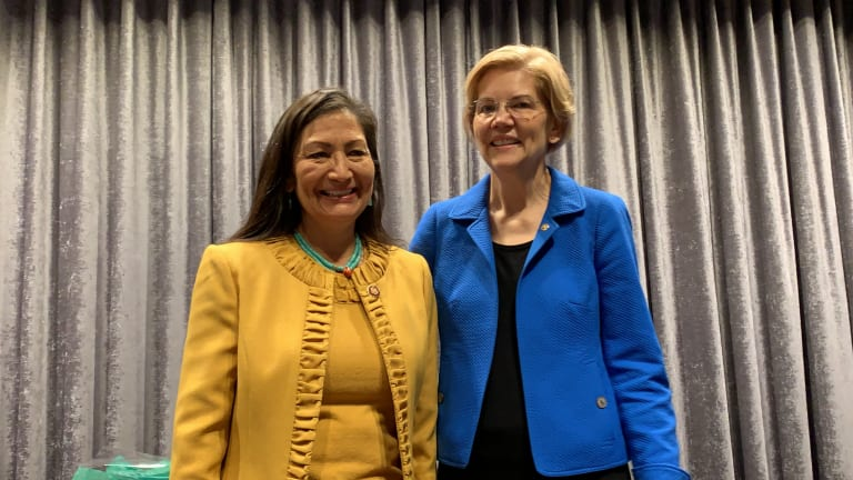 Let Indian Country cast the first votes to pick the next president