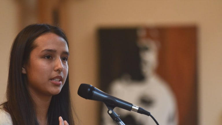 A Cahuilla play by 16 year old Isabella Madrigal on Missing and Murdered Indigenous Women