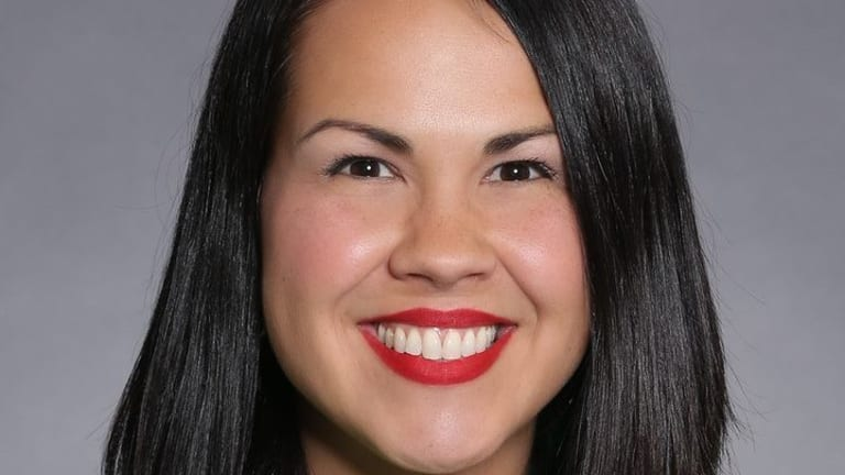 April Whittemore Locklear, Tuscarora, named assistant director of Employer Relations at University of North Carolina Pembroke's Career Center