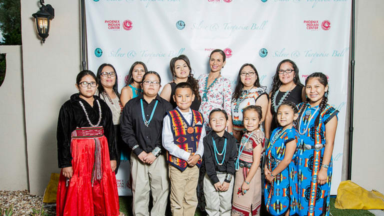 Phoenix Indian Center 2019 Annual Silver and Turquoise Ball