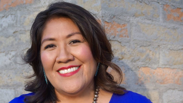 Declaring support and visibility for Native students in higher education
