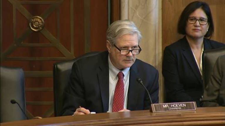 Hoeven covenes hearing on the Native American Programs Act and the Administration for Native Americans