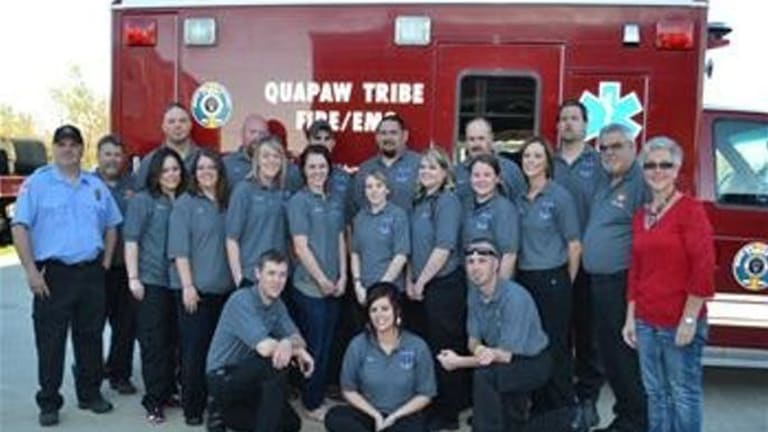 Legislation allowing Quapaw Nation firefighters to join Oklahoma State Pension System passes