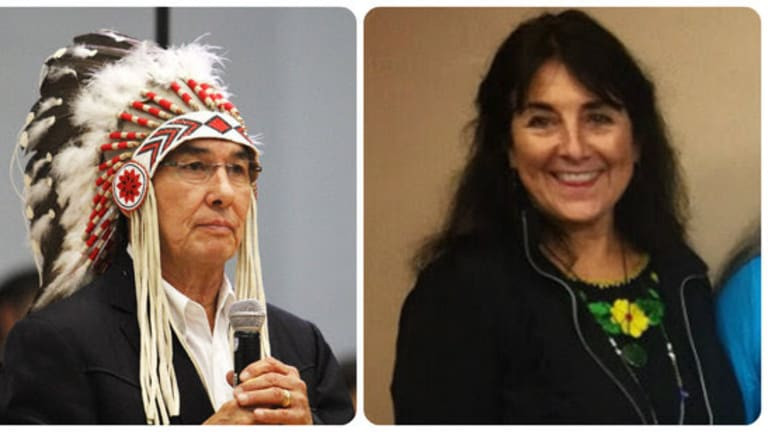 Andrea Carmen and Grand Chief Wilton Littlechild selected as North America Representatives to the Facilitative Working Group for the new Indigenous Peoples Platform at the United Nations Framework Convention on Climate Change